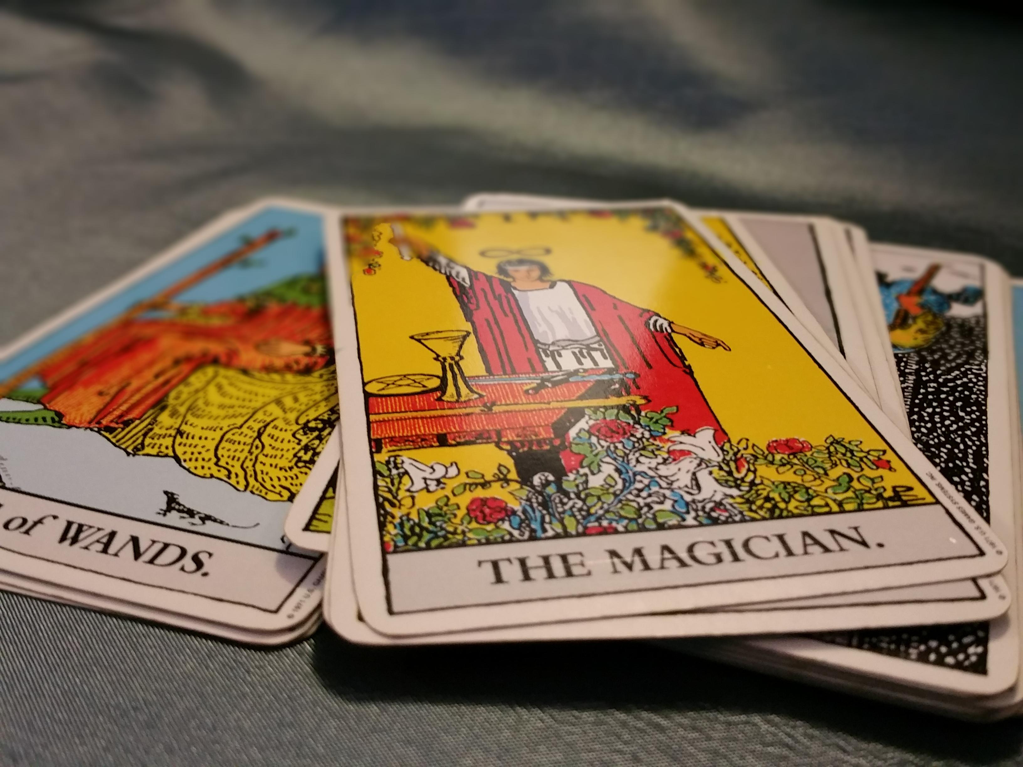free-tarot-reading.net - Free Tarot Card Readings